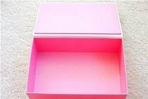 Box Selber Basteln : schmuckbox selber basteln anleitung dekoking ~ Lizthompson.info Haus und Dekorationen