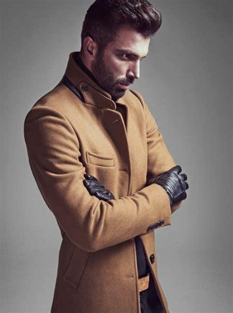 les tendances chez le manteau long homme en