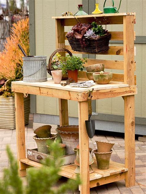 potting bench diy crafts handimania