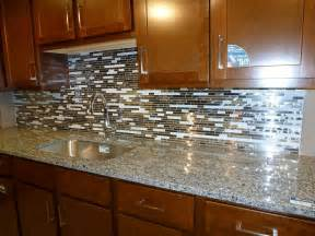 kitchen backsplash glass all you need to about glass backsplash ward log homes