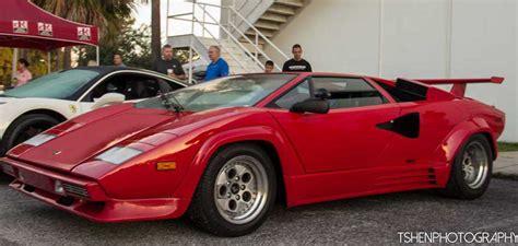 Lamborghini Countach Specs, Price, Photos & Review By
