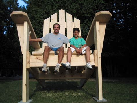 wood project get build a adirondack chair