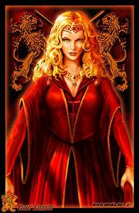 Cersei Lannister by Amok by Xtreme1992 on DeviantArt