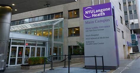 nyu medical health university york medicine med langone nbcnews nyc campus students special