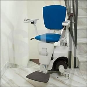 Chaise Monte Escalier : monte escaliers avec chaise repose pieds ~ Premium-room.com Idées de Décoration