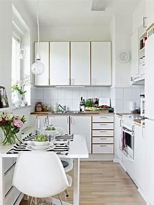 35, Outstanding, Small, Kitchen, Studio, Designs, For, Comfort