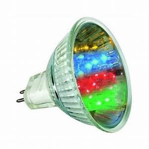Ampoules A Baionnette Couleur : ampoule 20 leds couleurs mr16 gu5 3 ampoule led mr16 gu5 3 ~ Edinachiropracticcenter.com Idées de Décoration