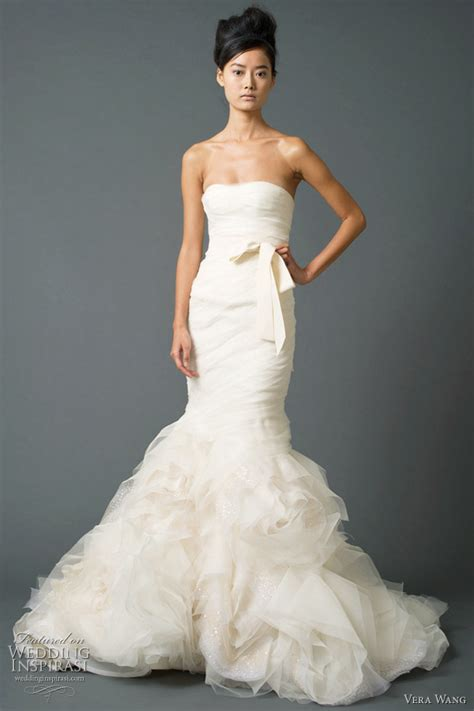 Vera Wang Wedding Dresses Fall 2011 Bridal Collection