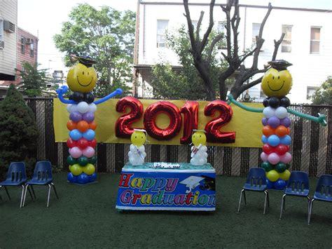 pre  graduation party decorations  teresa