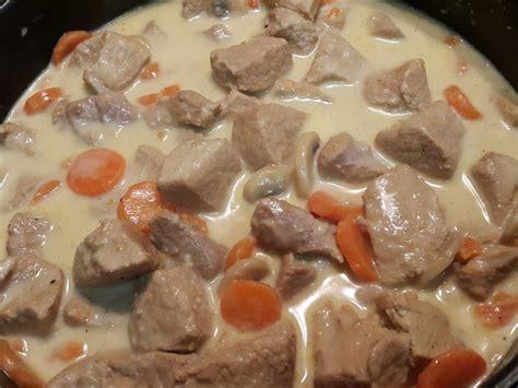 cuisiner la blanquette de veau blanquette de veau à la vanille recette de blanquette de