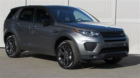 Land Rover Discovery Sport 2019 by New 2019 Land Rover Discovery Sport Landmark 4wd 4 Door In