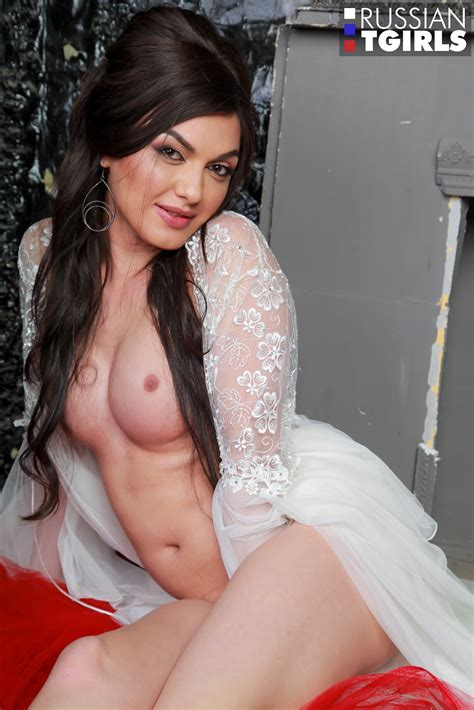 Russian TGirls: The Sensual and Seductive Transsexuals of ...