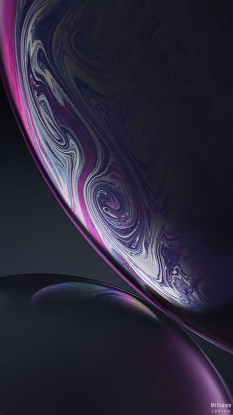 4k Resolution Ios 13 Live Wallpaper by Iphone Xs Xs Max Xr Stock Wallpapers Resources Mi