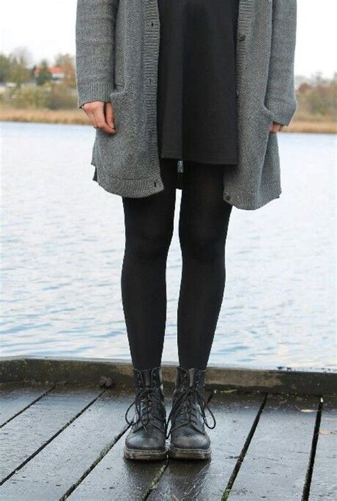 Dr. Martens outfit | outfity | Pinterest | Doc martens Dress black and Martin ou0026#39;malley