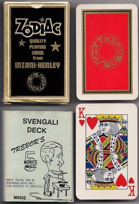 Svengali Deck Tricks by 74 Best Images About The Pack Of The Universe On
