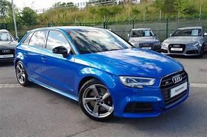 Audi A3 Tfsi : used 2017 audi a3 sportback black edition 2 0 tfsi quattro 310 ps s tronic for sale in ~ Medecine-chirurgie-esthetiques.com Avis de Voitures