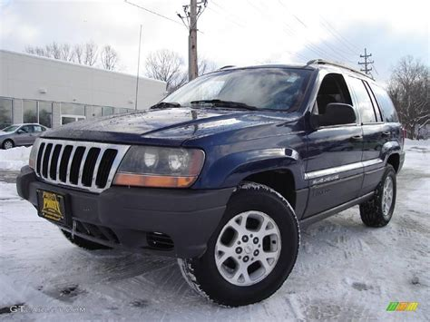 patriot jeep blue 2000 patriot blue pearlcoat jeep grand cherokee laredo 4x4
