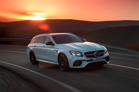 2018 Mercedesbenz Eclass Wagon Pricing  For Sale Edmunds