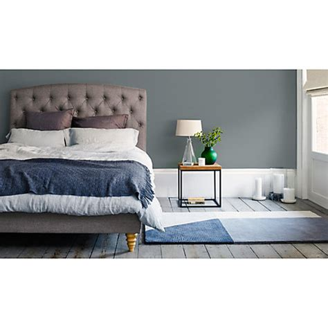 Buy John Lewis Rouen Fabric Covered Bed Frame, King Size