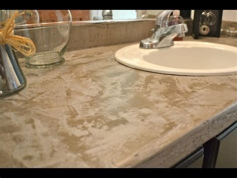 cost of diy concrete countertops easy cheap diy concrete countertops