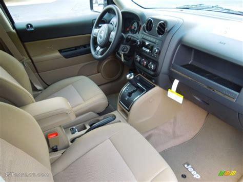 jeep patriot 2016 interior dark slate gray light pebble beige interior 2012 jeep