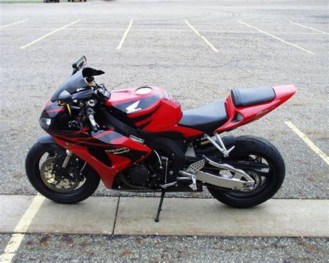honda cbr 600cc 2006 2006 honda cbr1000rr cbr1000rr sportbike for sale on