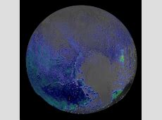 Map reveals where there's water ice on Pluto – GeekWire