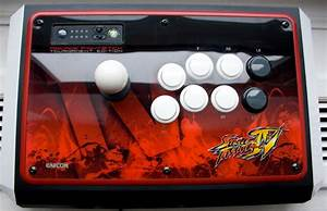 Mad Catz Street Fighter IV FightSticks Review | Gizmodo ...