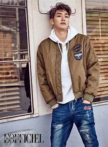 Kim Young Kwang L'Officiel Hommes Korea February 2017 Look ...