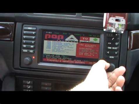 bmw   widescreen display full  depth review