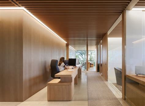 wooden office design 2015 wood design award winners announced archdaily