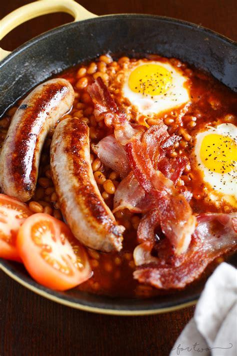 skillet english breakfast table    julie wampler