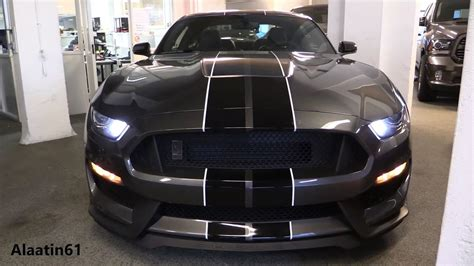 ford mustang shelby gt   depth review interior