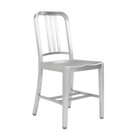 emeco us navy chair aluminum furniture pinterest