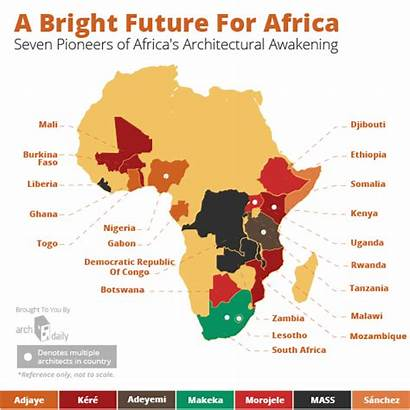 Africa War Future Diverse Architects African South