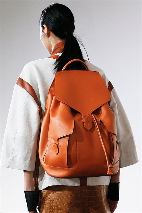 hermes spring  runway bag collection spotted fashion