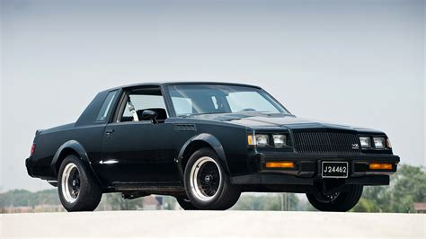 Buick Grand National Wallpaper by 1987 Buick Gnx Wallpapers Hd Images Wsupercars