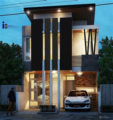 gambar rumah minimalis terbaru   lantai