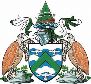 Coat Of Arms Of Ascension Island
