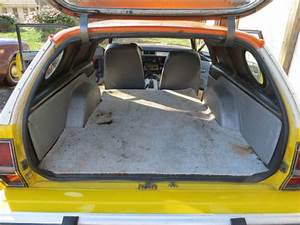 Ford Other Sedan Delivery 1976 Yellow For Sale  1976