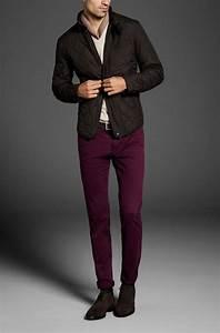 25+ best ideas about Burgundy Pants Men on Pinterest | Maroon pants mens Red pants men and ...