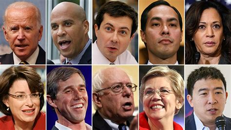 flash poll  won   democratic primary debate