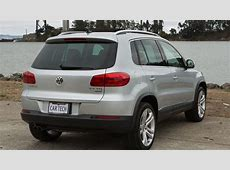2013 Volkswagen Tiguan review Small SUV is short on