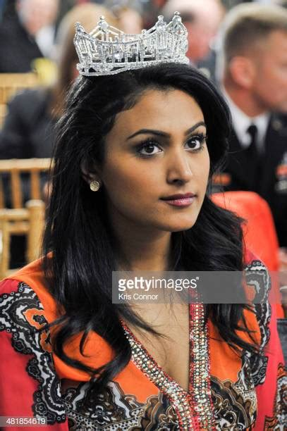 nina davuluri stock   pictures getty images
