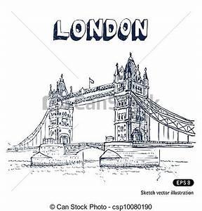 London Bridge Dessin : londres dibujado imagui ~ Dode.kayakingforconservation.com Idées de Décoration