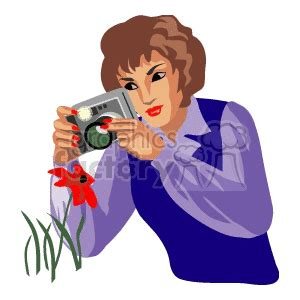 13237 photographer taking a picture clipart royalty free a photographer taking a picture of a