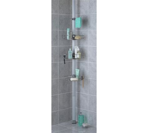 Simplehuman Tension Shower Caddy by Buy Simplehuman Tension Aluminium Shower Storage Caddy At