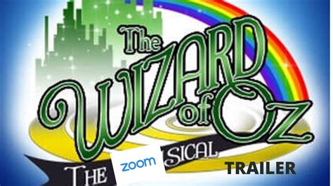 THE WIZARD OF OZ: THE ZOOMSICAL! TRAILER - YouTube