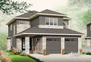 Photos And Inspiration Family Home Plans by Narrow Lot House Plan With Nursery Drummond Plans