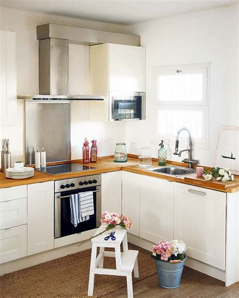 Ideas For A Tiny Kitchen by 17 Small Kitchen Designs